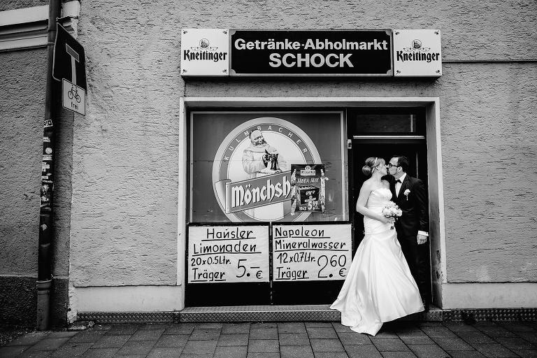 Hochzeitsfotograf in Regensburg