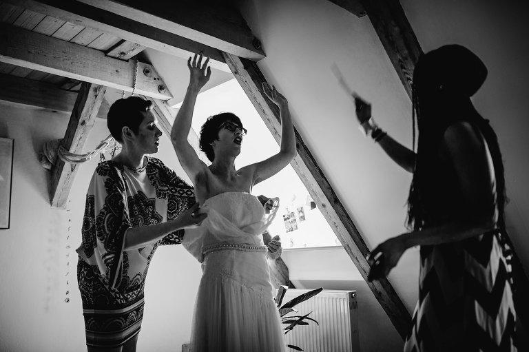 Hochzeitsfotograf Regensburg mit Simone und Frank