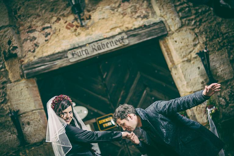 Hochzeitsfotograf Burg Rabeneck
